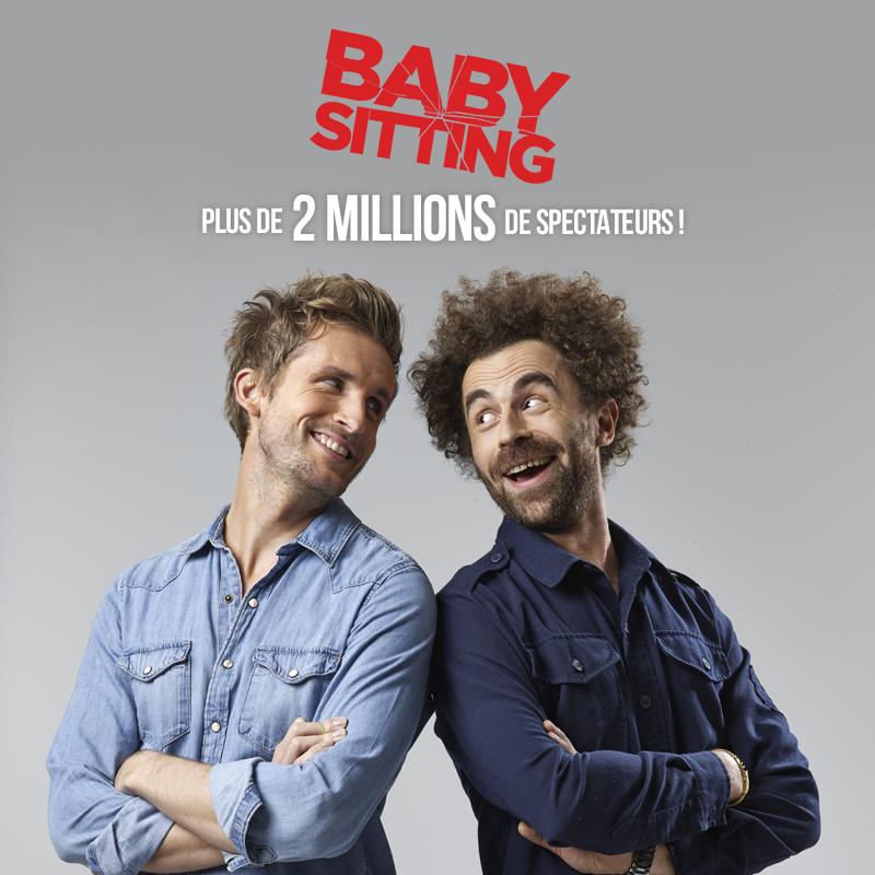 Babysitting, comédie française de l'année 2014